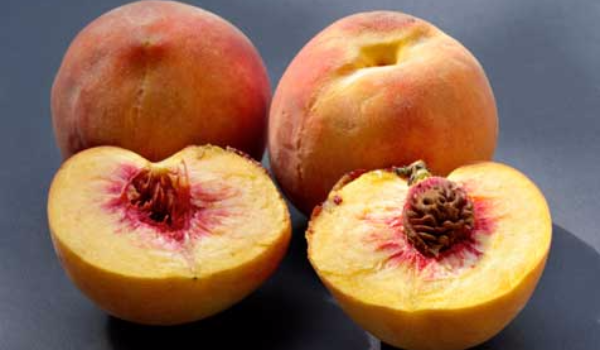 Peach and Plum Pits