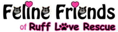Feline Friends of Ruff Love Rescue