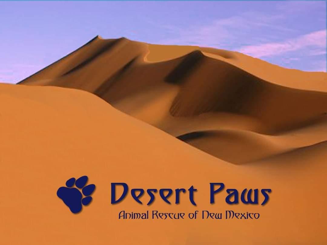Desert Paws NM Animal Rescue